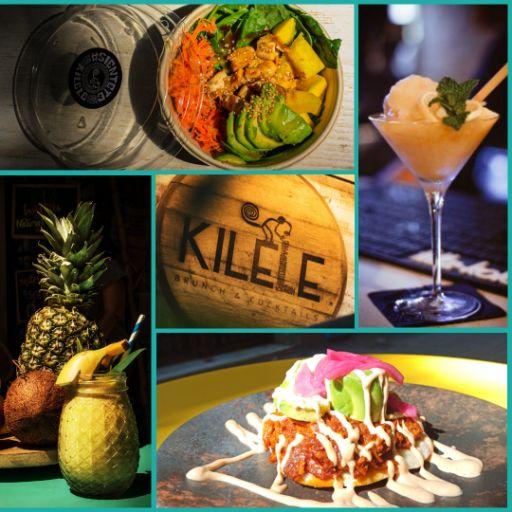 Kilele + qué un Café bar